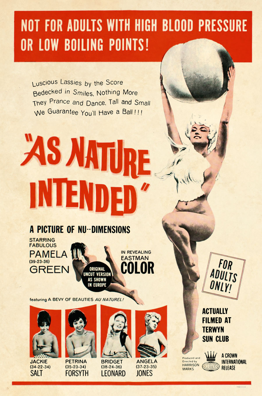 As Nature Intended Film Poster