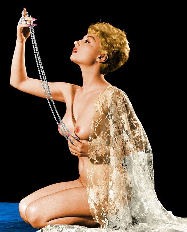 Pamela Green, Harrison Marks, Nude, Pinup, retro, vintage, glamour