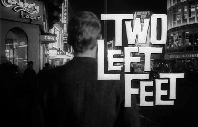 Two Left Feet, Michael Crawford, David Stuart