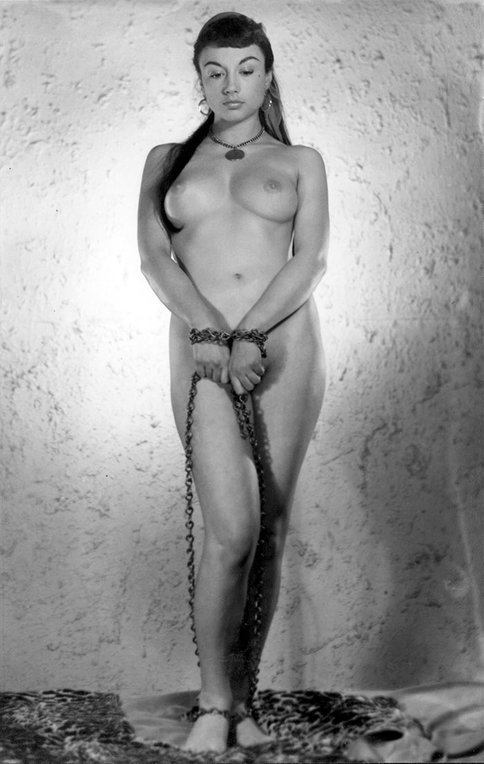 Women Nude Mid Fifties