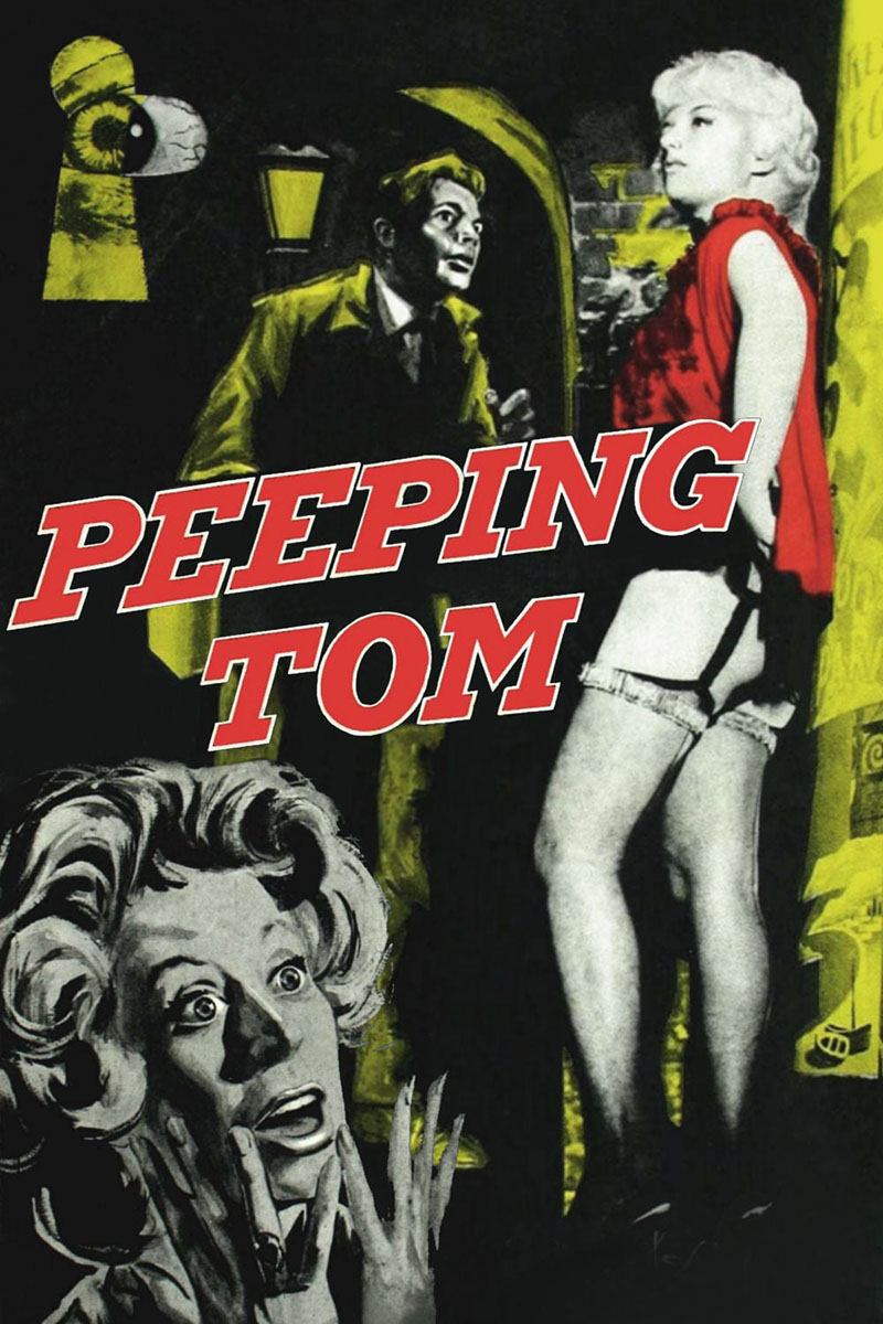 Peeping Tom film poster