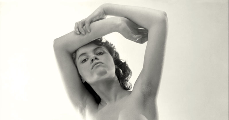 Nude by Douglas Webb