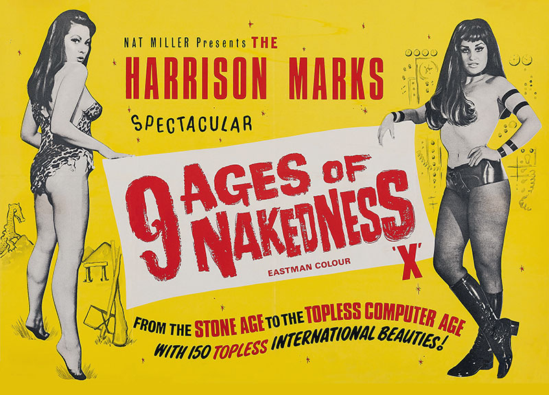 9 Ages of Nakedness