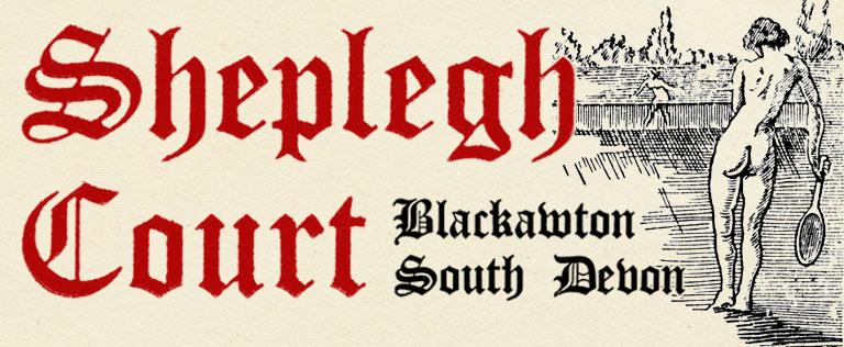 Sheplegh Court – Naturist Hotel