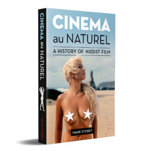 Nudist film history book